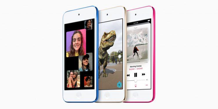 nieuwe iPod touch 2019