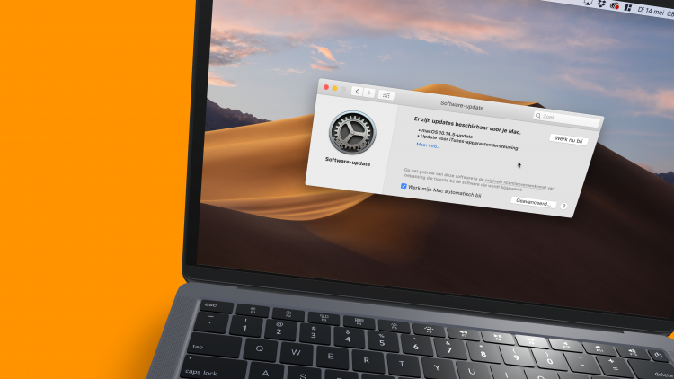 macOS mojave 10.14.5
