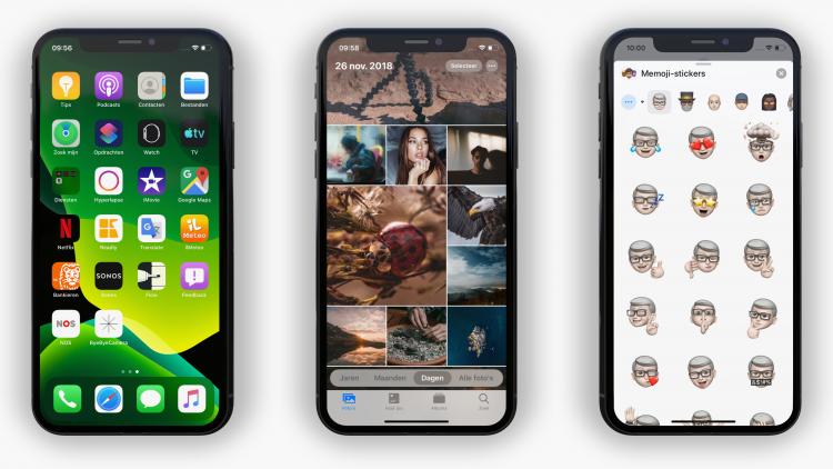 iOS 13 publieke beta 2