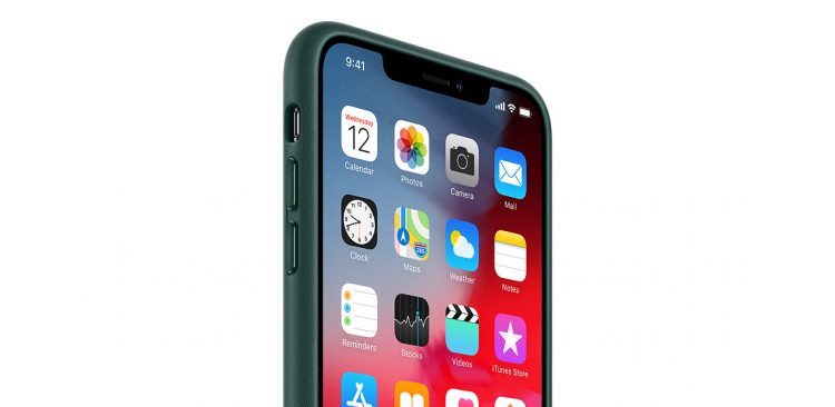 groene iPhone 11 pro