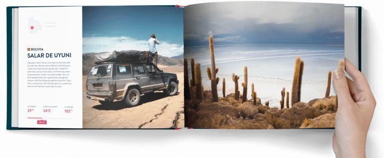 Polarsteps fotoboek