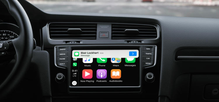 Apple CarPlay iMessage
