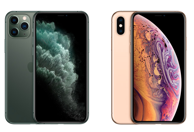 iPhone 11 Pro & iPhone XS