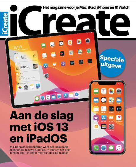 iOS 13 tips iCreate gids