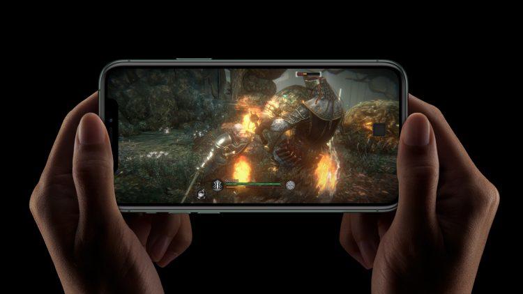 iPhone 11 Pro A13 Bionic