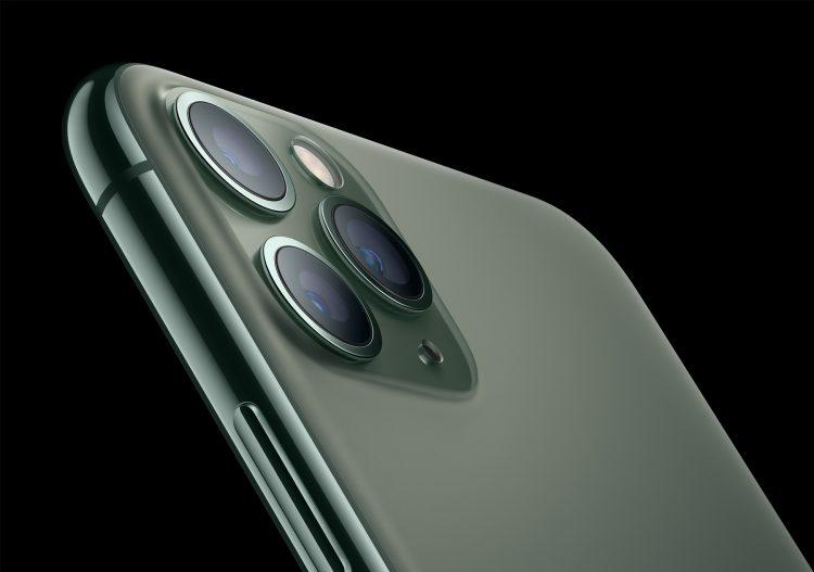 iPhone 11 Pro mat glas