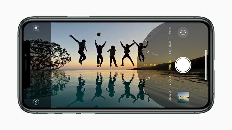 iPhone 11 Pro foto