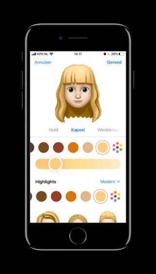nieuwe functies iOS 13 memoji oude iPhones