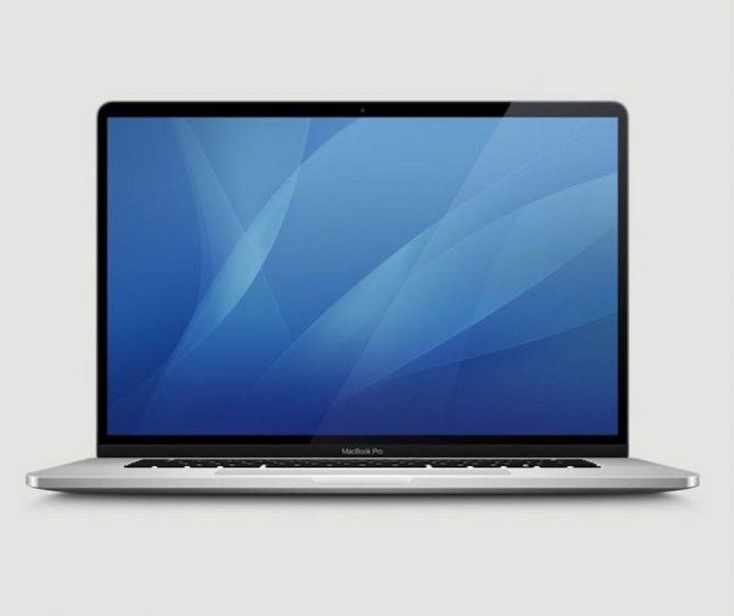 16 inch macbook pro pictogram