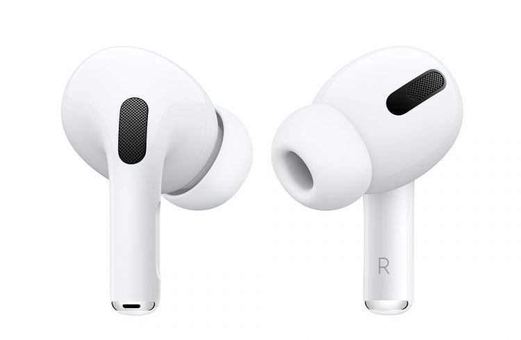 AirPods Pro uit case