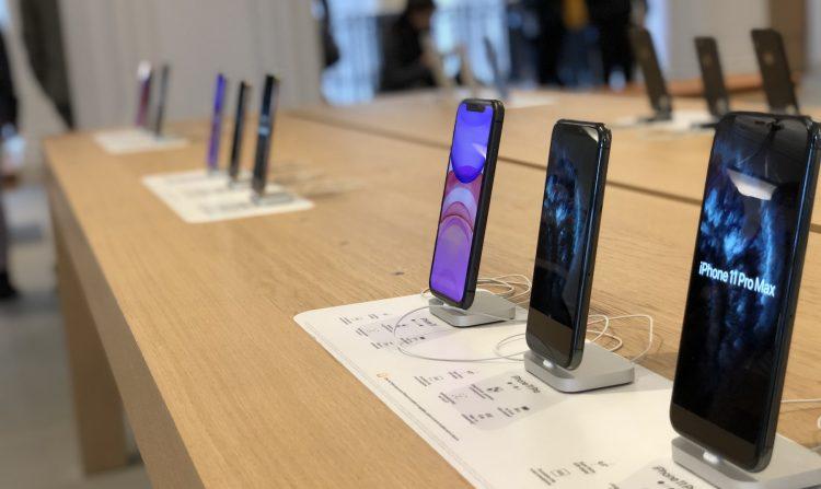 Apple kwartaalcijfers Q4 2019