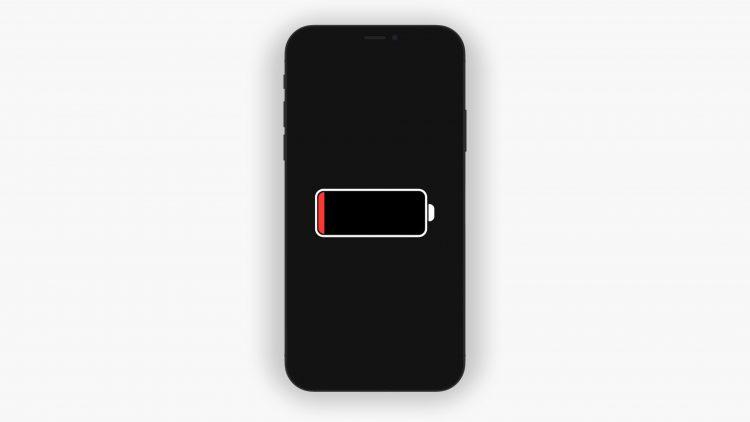 iPhone batterij snel leeg