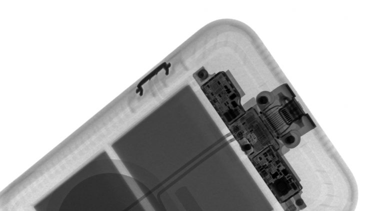 Smart Battery Case röntgen
