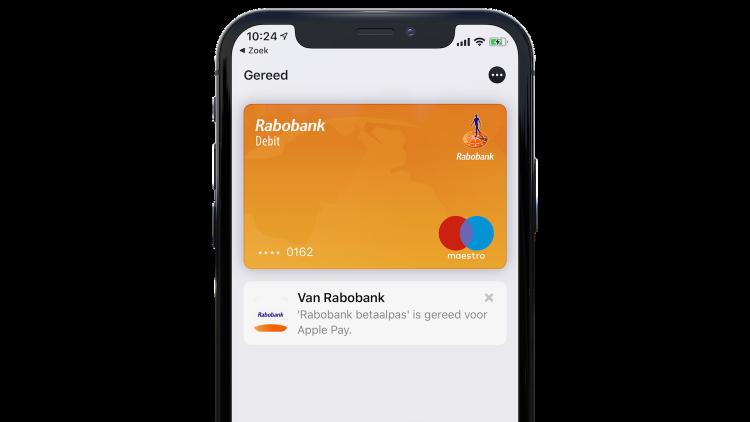 Apple Pay Rabobank