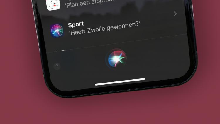 Siri gesprekken verwijderen