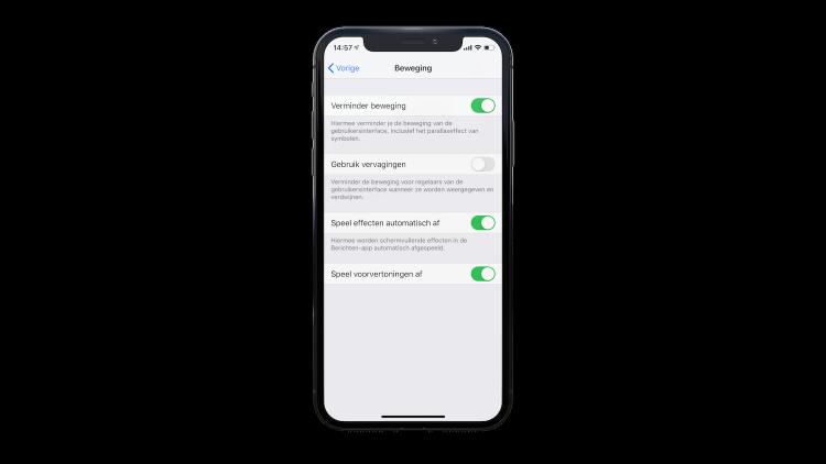 iPhone batterij sneller leeg