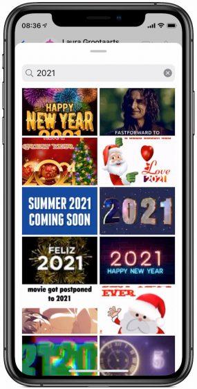 nieuwjaarsewens 2021 whatsapp