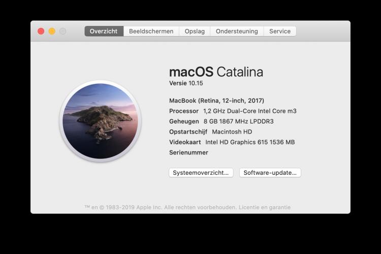 Welke Mac?