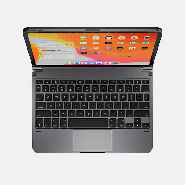 Nieuw iPad Pro toetsenbord krijgt trackpad' iCreate