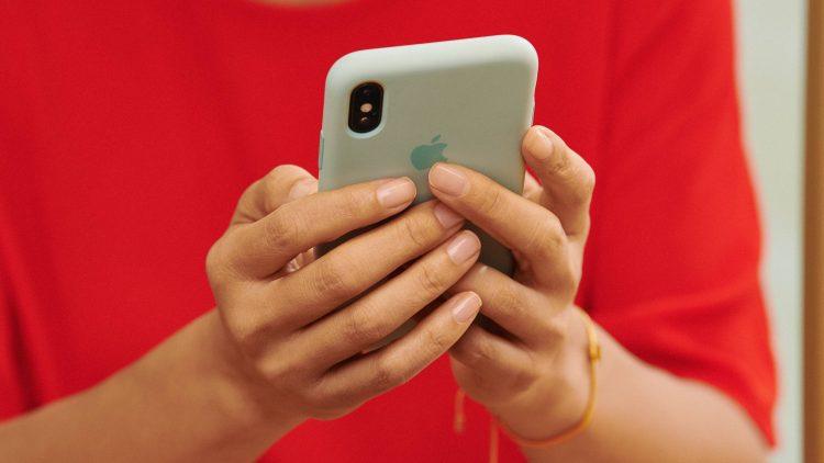 iPhone ringtone per contact
