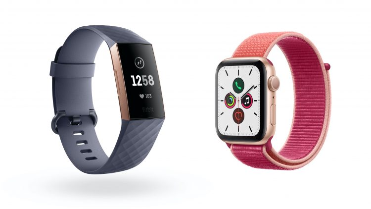 Fitbit Charge 3 of Apple Watch Series 5?