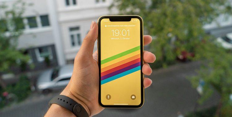 iOS 14 lek