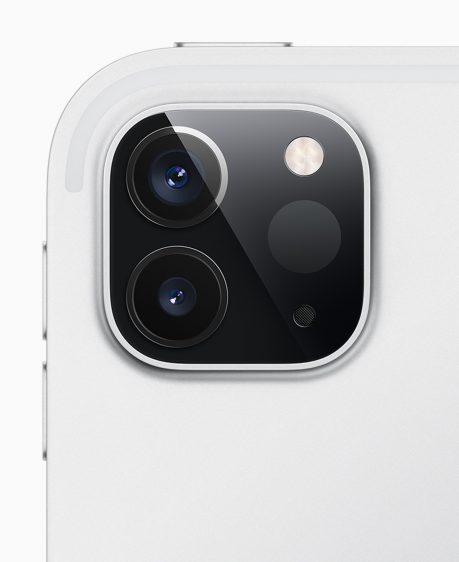 iPad Pro camera met LiDAR