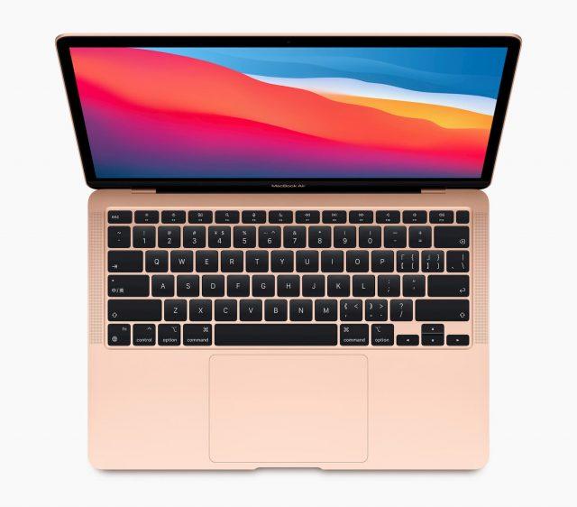 MacBook Air toetsenbord