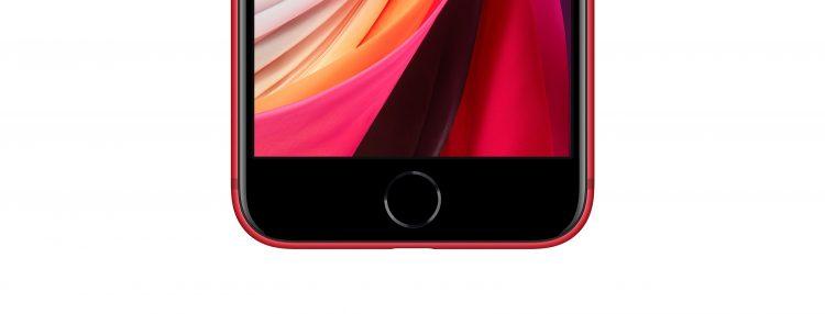 iPhone SE 2020 thuisknop