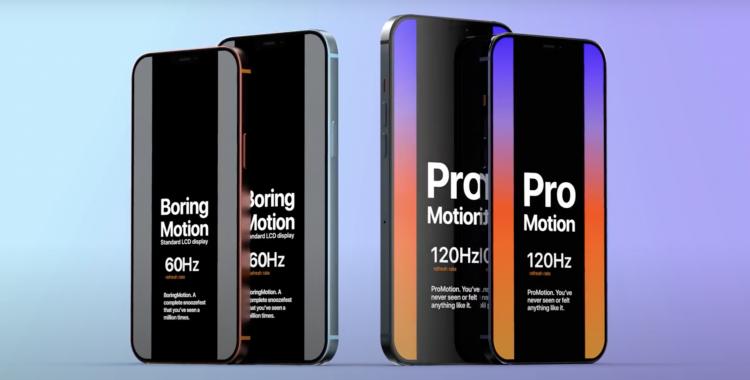 iPhone 12 Pro verbeteringen