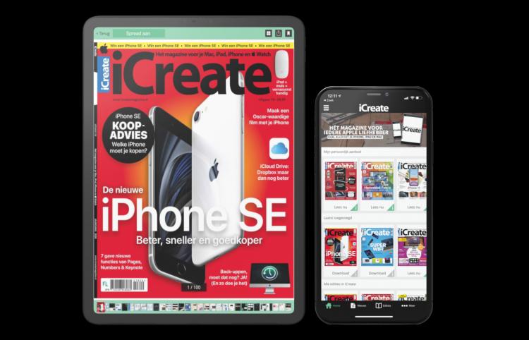iCreate digitaal lezen