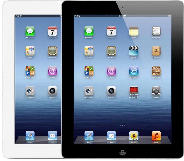 iPad (3e generatie)