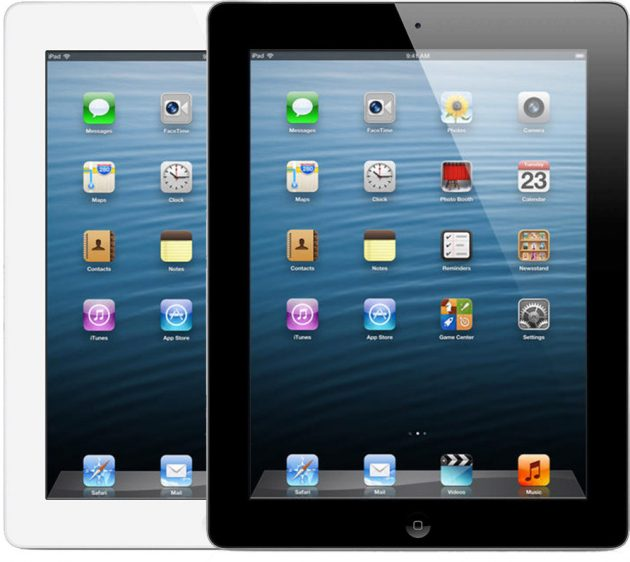 iPad (4e generatie)