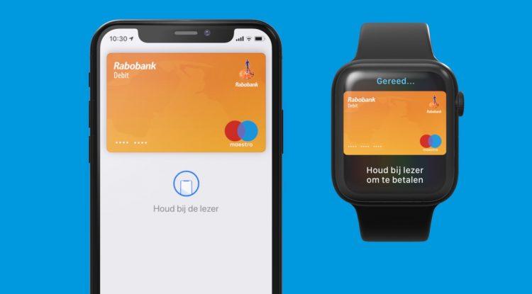 Apple Pay betalen