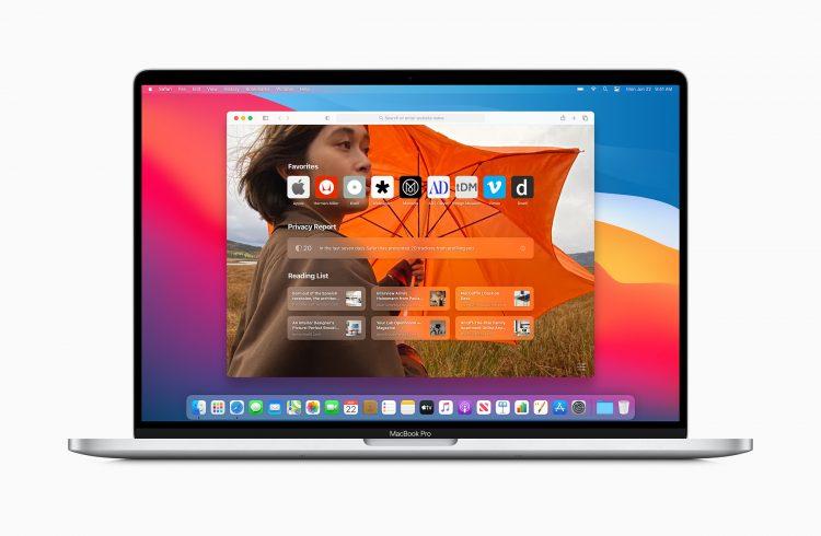 macOS Big Sur 10.16