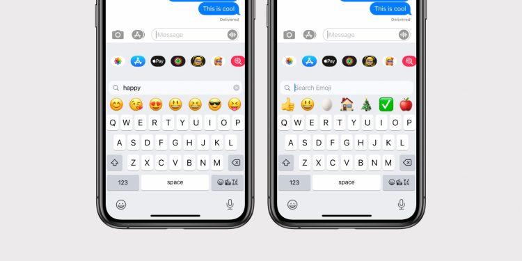 emoji zoeken