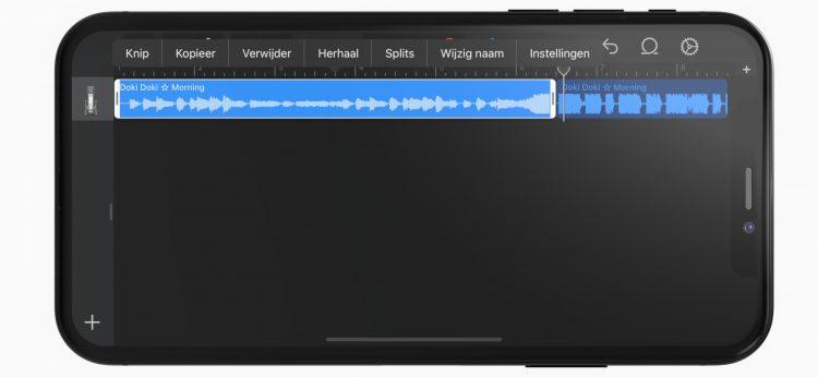 Ringtone maken van muziek iphone
