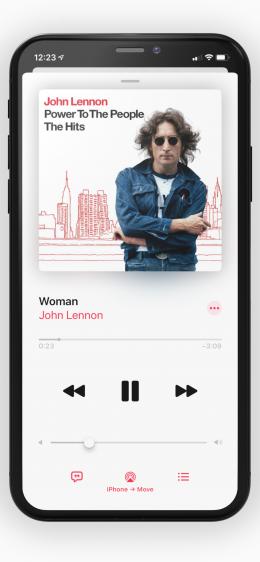 Sonos Apple Music Airplay