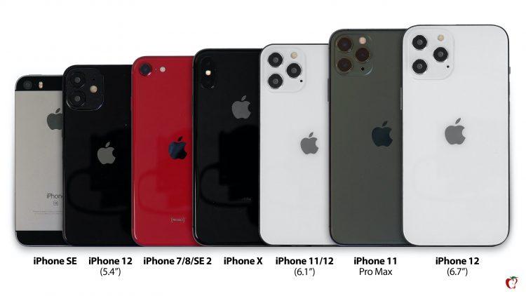 kleine iPhone 12