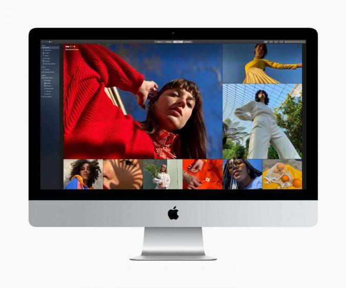 iMac Foto's