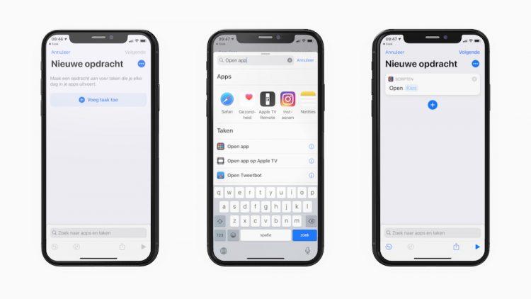App icon veranderen iOS 14