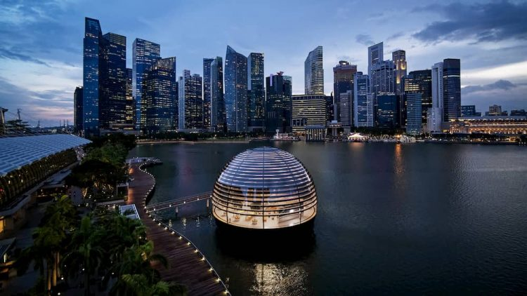 Apple Store Marina Bay Sands