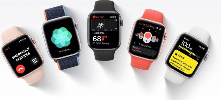 Apple Watch SE Gezondheid