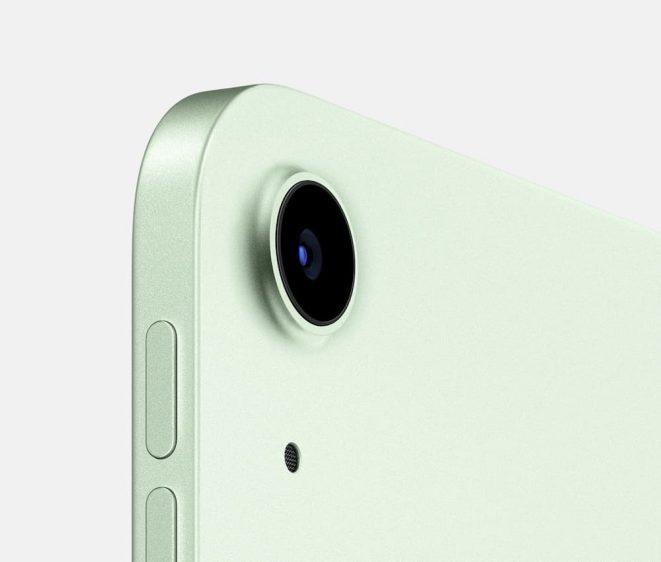iPad Air 2020 camera
