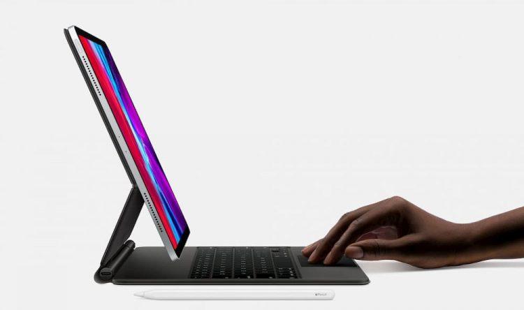 iPad Pro met Magic Keyboard