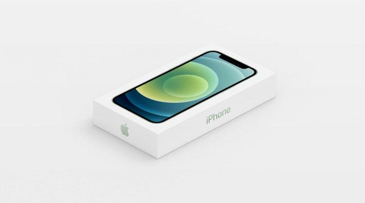 iPhone 12 verpakking