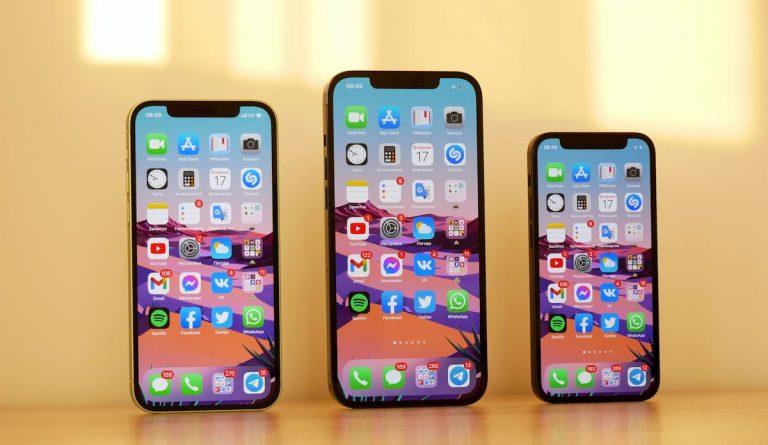 'iPhone 13 en 13 Pro verschijnen in september 2021 ' - iCreate