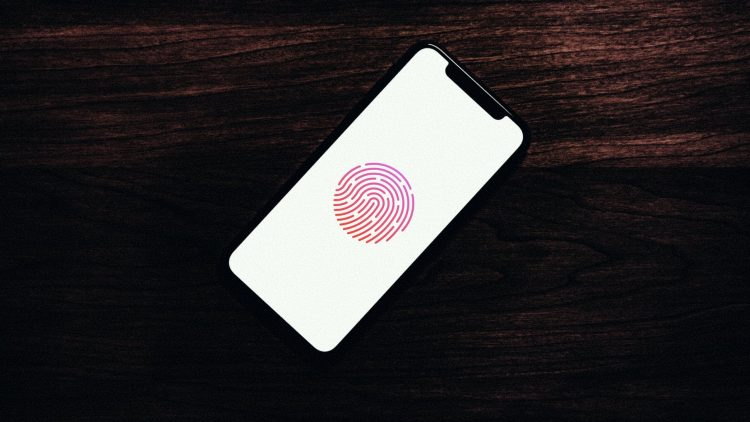 iPhone 13 met Touch ID