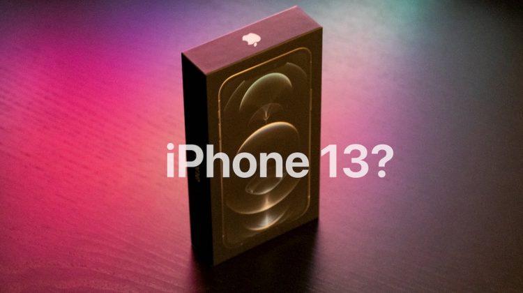 Geen nieuwe iPhone 13