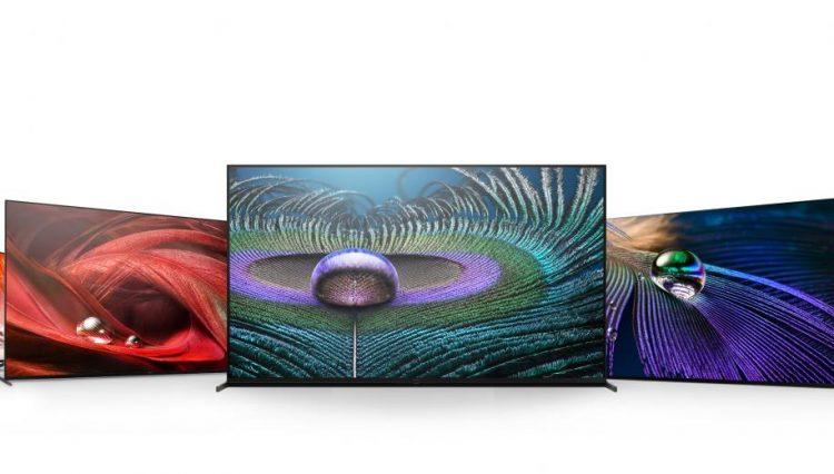 Sony 8K tv Z9J